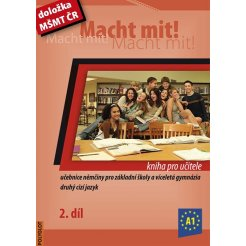 Macht mit! - 2. díl, kniha pro učitele