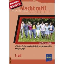 Macht mit! - 3. díl, kniha pro žáka