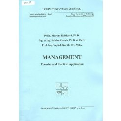Management. Theories and Practical Application