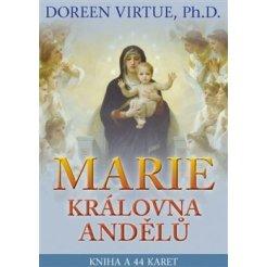 Marie, královna andělů - nové kapesní vydání + 44 karet