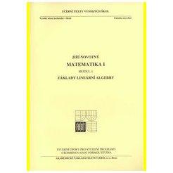 Matematika I. - Základy lineární algebry