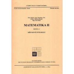 Matematika II. - Modul 2. Křivkové integrály