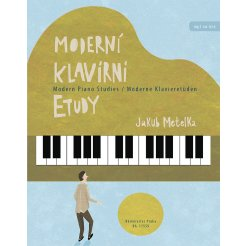 Moderní klavírní etudy