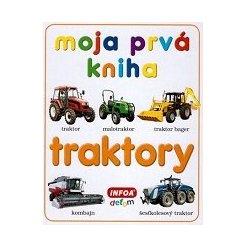 Moja prvá kniha - traktory (SK vydanie)