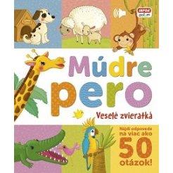 Múdre pero - Veselé zvieratká (SK vydanie)
