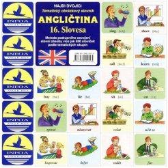 Najdi dvojici - Angličtina - 16. Slovesa