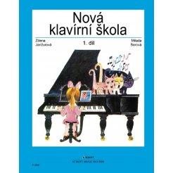 Nová klavírní škola I.