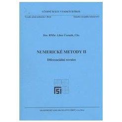 Numerické metody II. Diferenciální rovnice