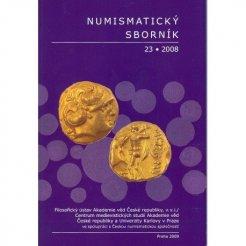 Numismatický sborník 23