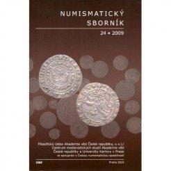 Numismatický sborník 24