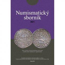 Numismatický sborník 30 (č. 1)