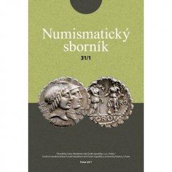 Numismatický sborník 31 (č. 1)