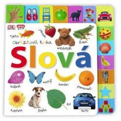Obrázková kniha - Slová (SK vydanie)