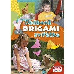 Origami - oblíbená zvířátka