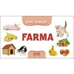 Otoč a najdi - Farma