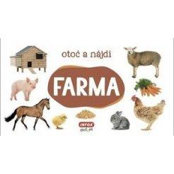 Otoč a nájdi - Farma (SK vydanie)