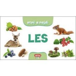 Otoč a najdi - Les
