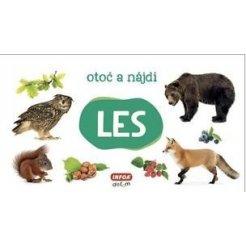 Otoč a nájdi - Les (SK vydanie)