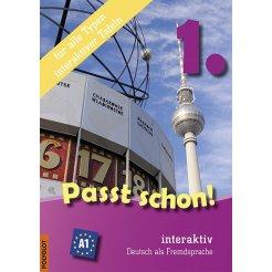 Passt schon! 1 interaktiv - Multimediální učebnice