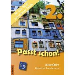 Passt schon! 2 interaktiv - Multimediální učebnice