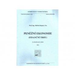 Peněžní ekonomie (Finanční trhy),6.vydání