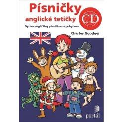 Písničky anglické tetičky + CD