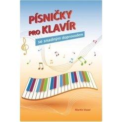 Písničky pro klavír se snadným doprovodem
