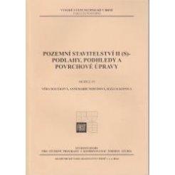 Pozemní stavitelství II (S). Modul 03