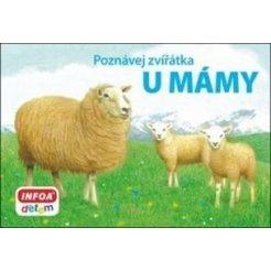 Poznávej zvířátka - U mámy