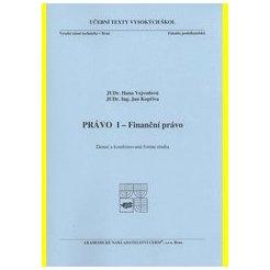 Právo I - Finanční právo