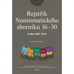 Rejstřík Numismatického sborníku 16 - 30