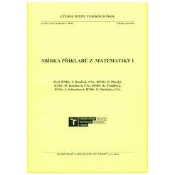Sbírka příkladů z matematiky 1., 7. vydání