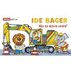 Skladanka - Ide bager (SK vydanie)