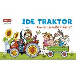 Skladanka - Ide traktor (SK vydanie)
