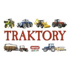 Skladanka - Traktory (SK vydanie)