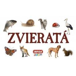 Skladanka - Zvieratá (SK vydanie)