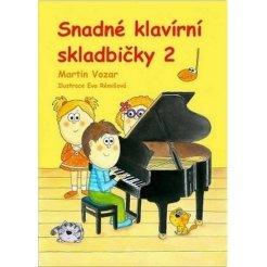 Snadné klavírní skladbičky 2