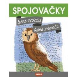 Spojovačky – Lesní zvířata/ Lesné zvieratá (CZ/SK vydanie)