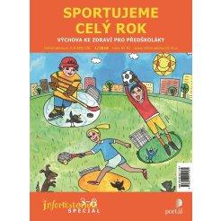 Sportujeme celý rok - Výchova ke zdraví pro předškoláky A4