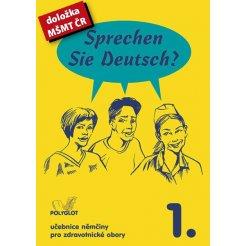 Sprechen Sie Deutsch? pro zdravotnické obory – 1. díl, kniha pro studenty