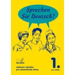 Sprechen Sie Deutsch? pro zdravotnické obory – 1. díl, kniha pro učitele