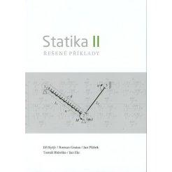 Statika II - Řešené příklady