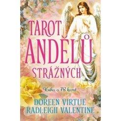 Tarot andělů strážných + 78 karet