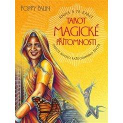 Tarot magické přítomnosti - Objevte kouzlo každodenního života, kniha a 78 karet