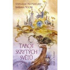 Tarot skrytých světů - kniha a 78 karet