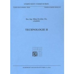 Technologie II.