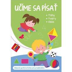 Učíme sa písať (SK vydanie)