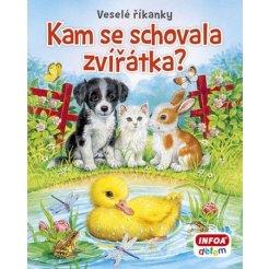 Veselé říkanky - Kam se schovala zvířátka?