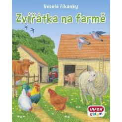 Veselé říkanky - Zvířátka na farmě