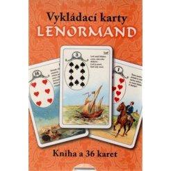 Vykládací karty Lenormand - nové vydání